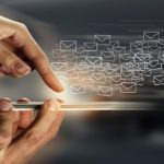 marketing email avis clients